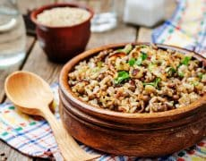 Indian Rice and Lentils | Kasia Kines - Functional Nutrition