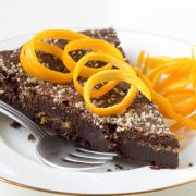 Orange Chocolate Torte | Kasia Kines - Functional Nutritionist