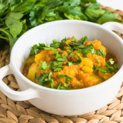 Potato and Onion Curry