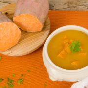 Sweet Potato Soup | Kasia Kines - Functional Nutritionis